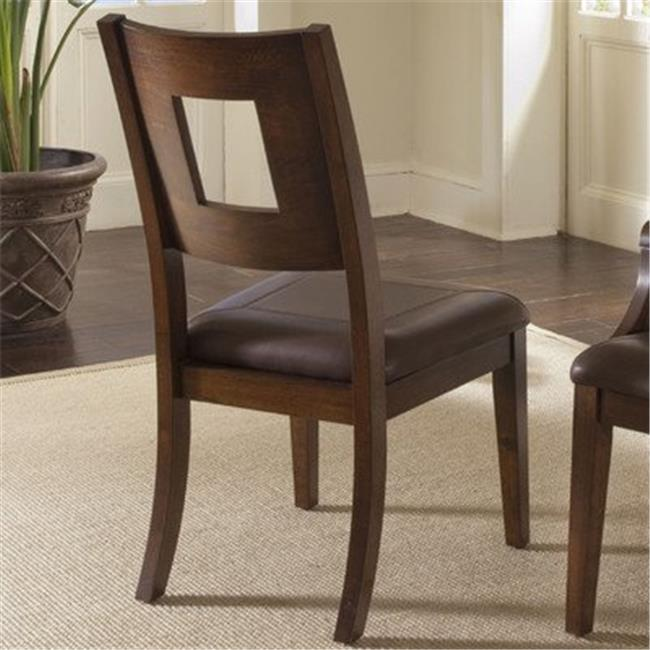 KlaussnerFurniture 012013109731 Klaussner Carturra Dining Room Side Chair