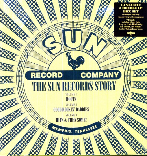 Sun Records Story / Various (Vinyl)
