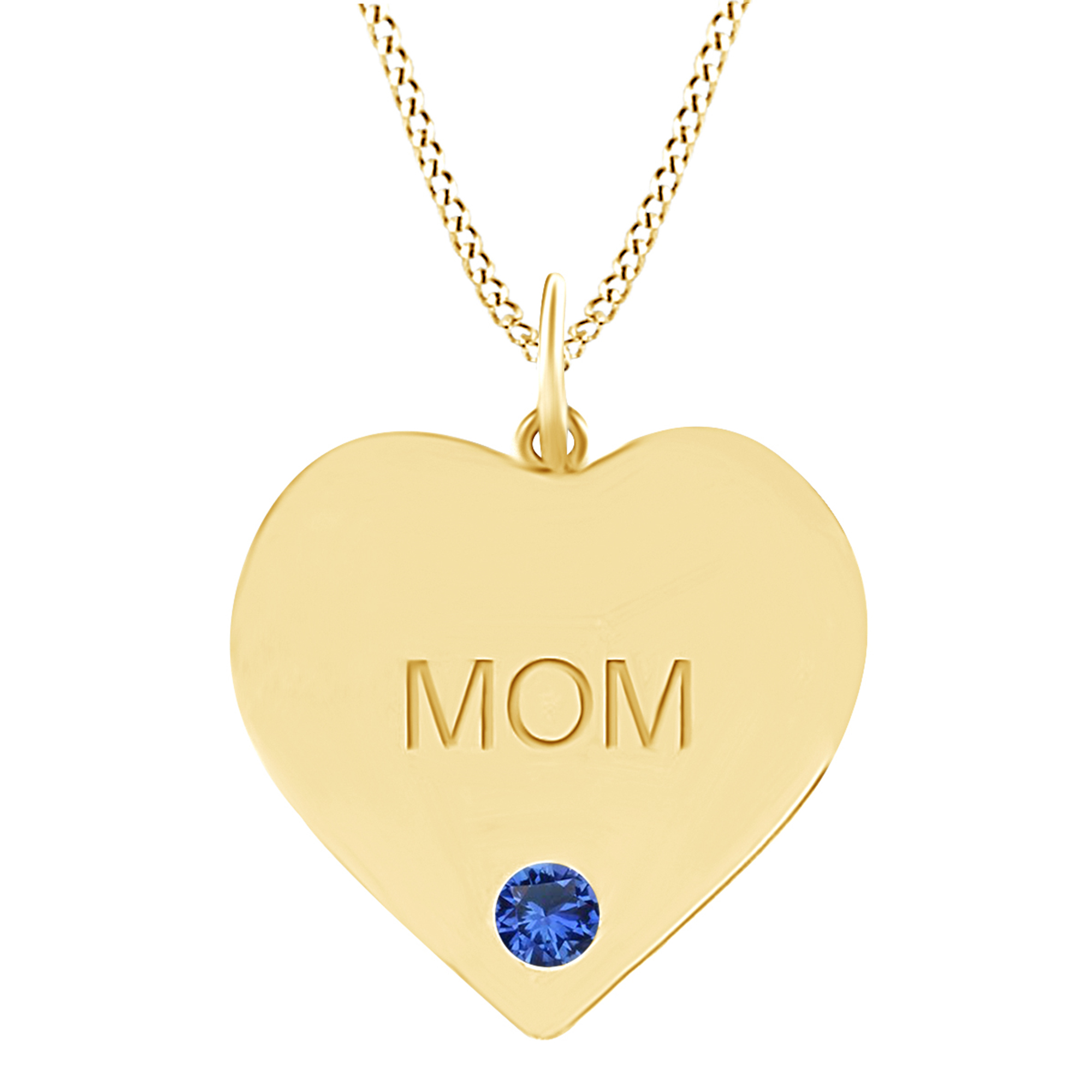 Jewel Zone US - Mother's Day Jewelry Gifts Round Simulated ...