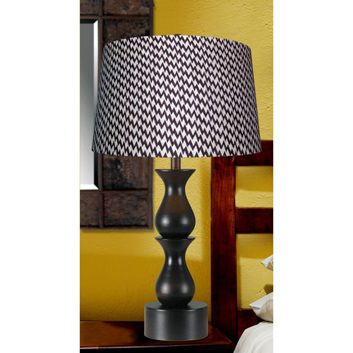 Kenroy Home Rumba Table Lamp, Oil Rubbed Bronze