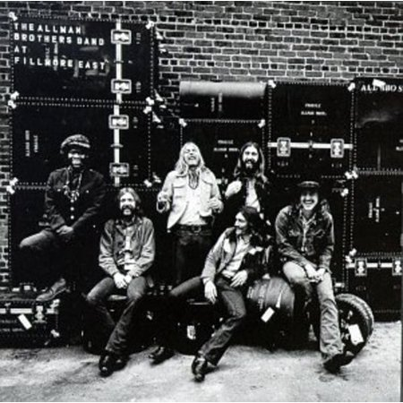 Allman Brothers Live at Fillmore East (CD) (Remaster)