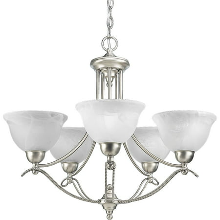 Avalon Collection Five-Light Chandelier (Avalon Bedroom Collection)