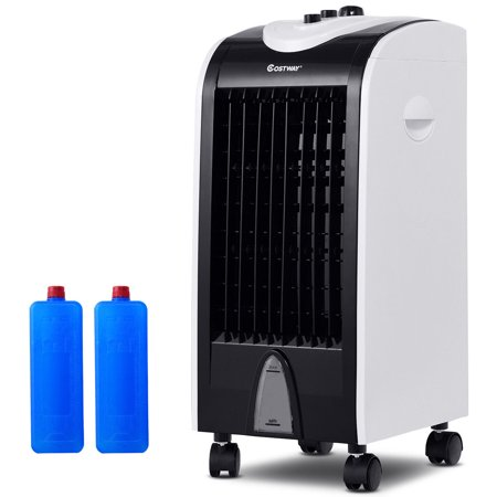 Evaporative Portable Air Conditioner Cooler Fan Humidify W