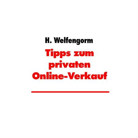 Tipps zum privaten Online-Verkauf - eBook (Damen-anzüge Zum Verkauf)