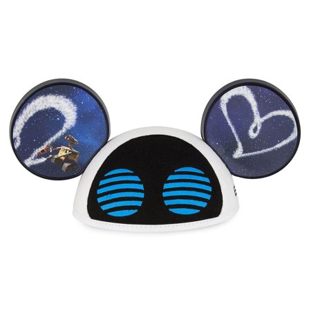 Disney Parks Pixar Eve Wall-E Ear Hat New with Tags (New Year Eve Hats)