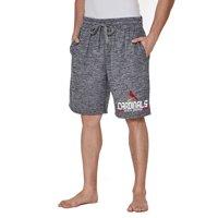 0031d42697 Product Image Men's Concepts Sport Charcoal St. Louis Cardinals Handshake  Fleece Jam Shorts