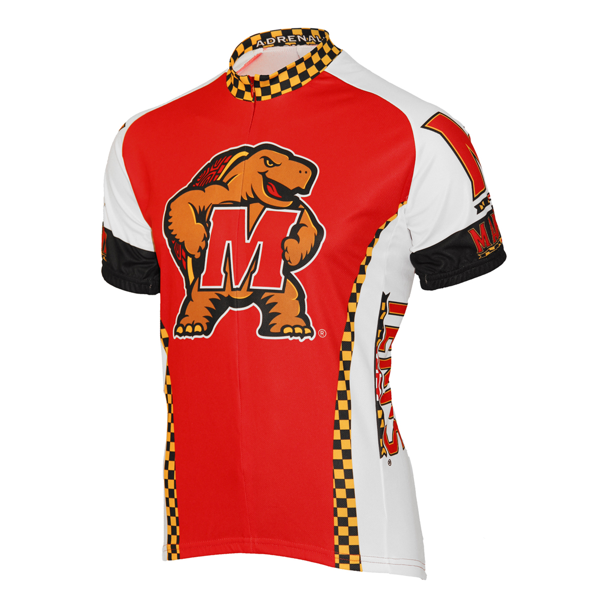 Adrenaline Promotions University of Maryland Terrapin Cycling Jersey