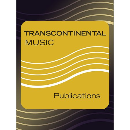 Transcontinental Music Shalom Ba'olam SATB Chorus and Solo Composed by Jacob (Transcontinental Oil)