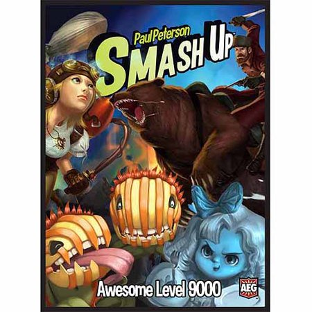 Alderac Entertainment Group Smash Up, Awesome Level 9000](Halloween Pumpkin Smash Game)