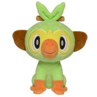 "Pokémon Sword & Shield 8"" Plush - Grookey"