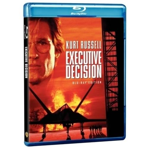 EXECUTIVE DECISION (BLU-RAY/WS-16X9)