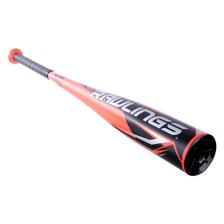 "Rawlings Fuel 2 5/8"" Barrel Metal Baseball Bat, 28"" (-8)"