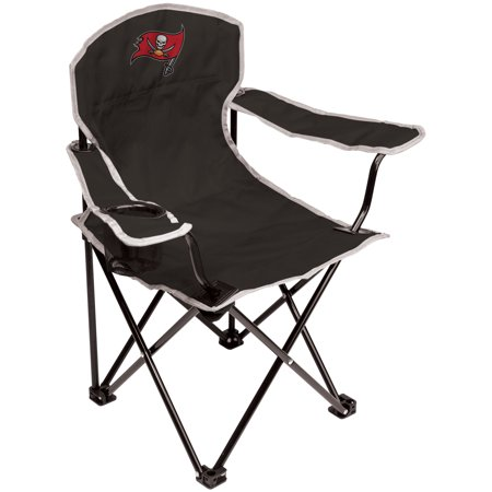 Tampa Bay Buccaneers Coleman Youth Lawn Chair - Pewter - No