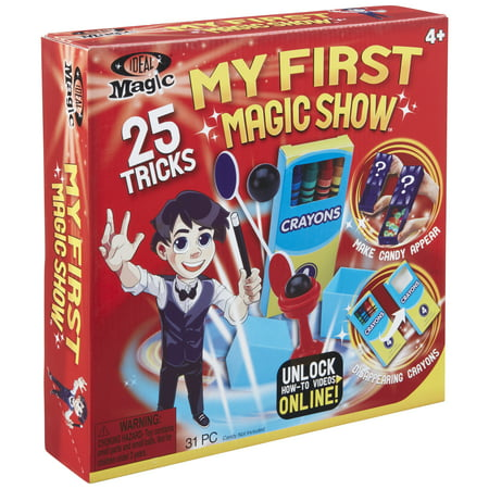 Magic Kits For Adults (Ideal My First Magic Set)