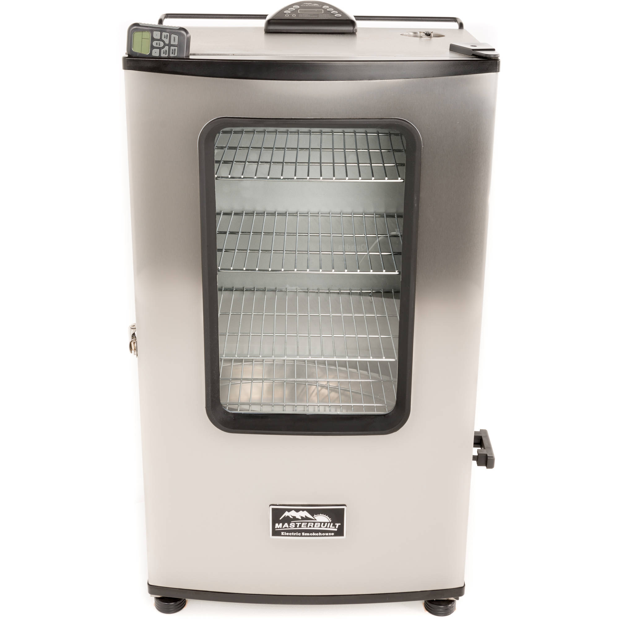 "Masterbuilt 40"" Electric Smoker with Window"