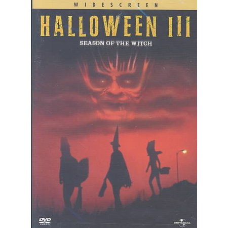 HALLOWEEN 3:SEASON OF THE - A Mean Halloween Worst Witch