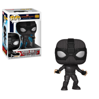 Deals on Funko POP Marvel Far From Home: Spider-Man Keychain