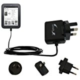Gomadic Global Home Wall AC Charger designed for the Barn...