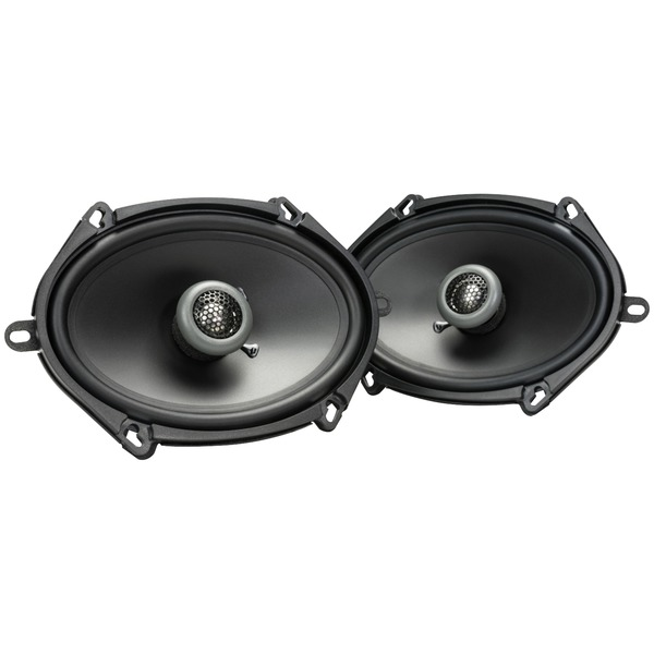 "MB Quart(R) FKB168 Formula Series 2-Way Coaxial Speakers (5"" x 7""/6"" x 8"") - image 1 de 1"