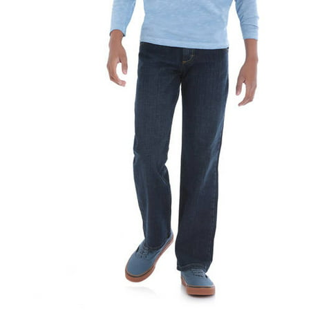 Wrangler Boys 4-16 & Husky Straight Fit Jeans
