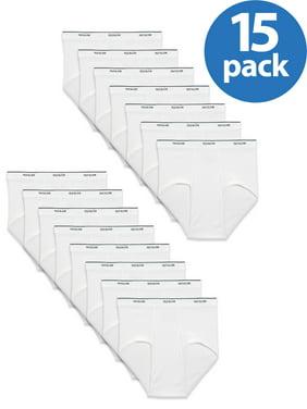 21d22a3728570 Product Image Men's Dual Defense Classic White Briefs, ...