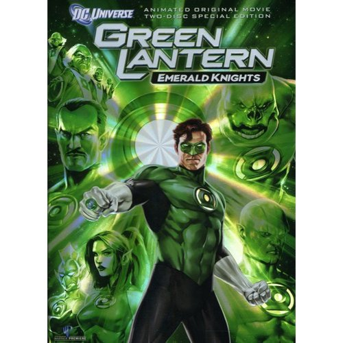 Green Lantern: Emerald Knights (Special Edition) (Widescreen)
