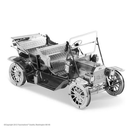 Metal Earth 3D Metal Model - 1908 Ford Model (Cooling Glass Models)