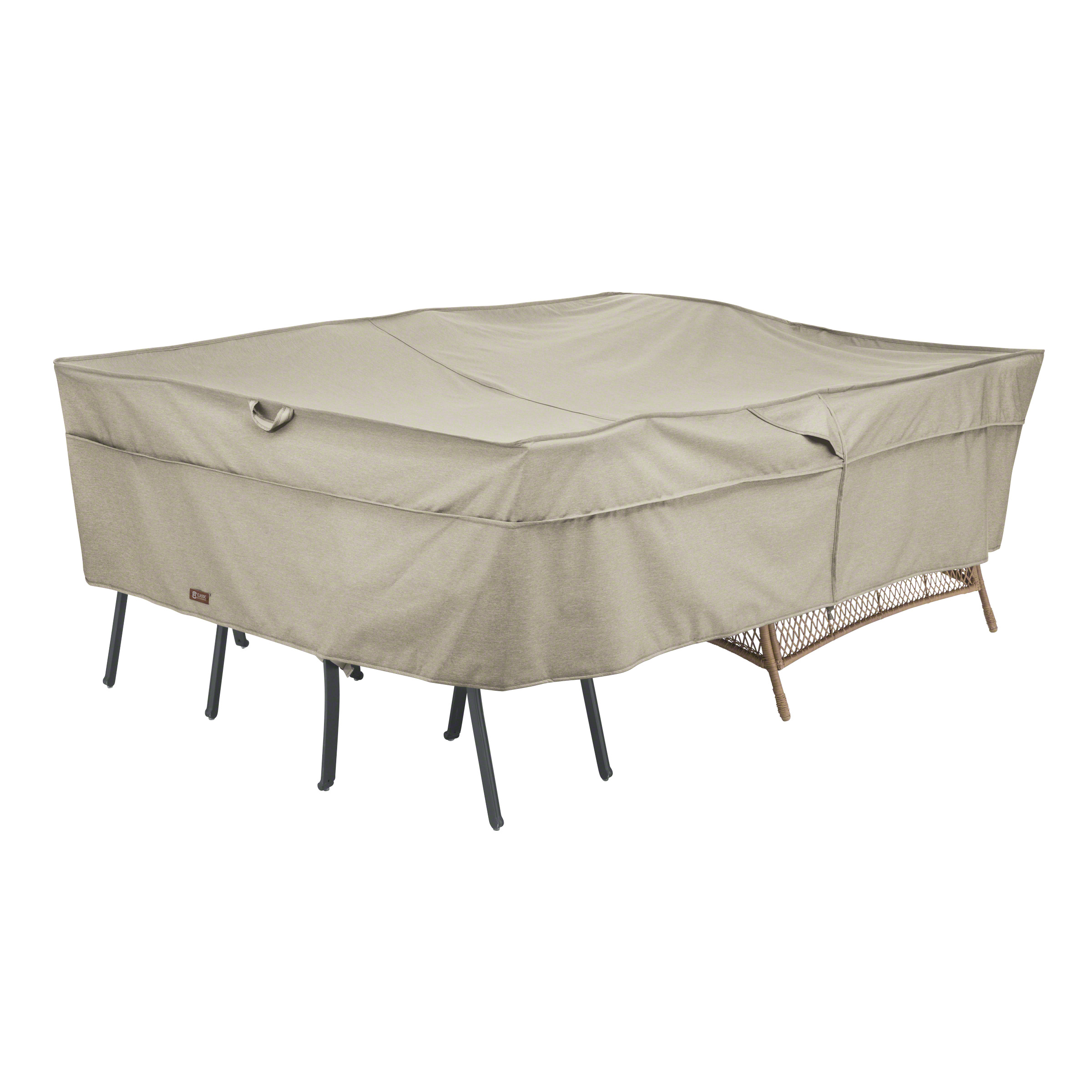 Classic Accessories Montlake FadeSafe Conversation Set Furniture Group Cover Heavy Duty... by Classic Accessories