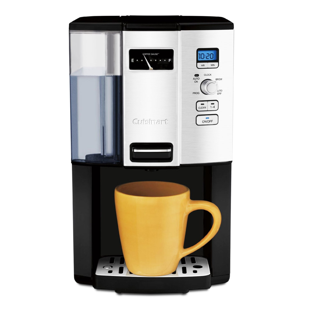 REFURBISHED - Cuisinart Dcc-3000 Coffee On Demand 12-cup Programmable Coffeemaker - Yes - 12 Cup[s] (dcc-3000fr)