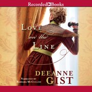 Love on the Line - Audiobook