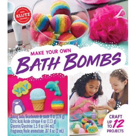 Make Your Own Snow (MAKE YOUR OWN BATH BOMBS)
