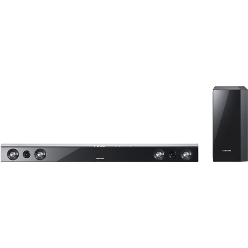 SAMSUNG HW - D450 2.1 Channel Home Theater Sound Bar with Wireless Subwoofer