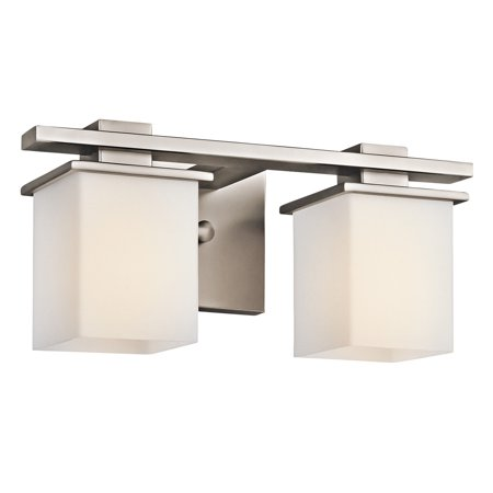 Kichler Outdoor Plastic Fixture (Kichler 45150 Tully 2 Light 15