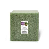 FloraCraft Foam Cube 7.8 Inch x 7.8 Inch x 7.8 Inch Green