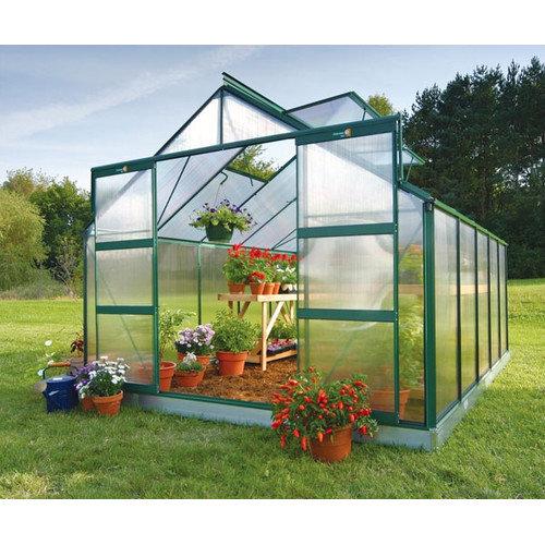 Juliana Greenhouses Compact Polycarbonate Greenhouse