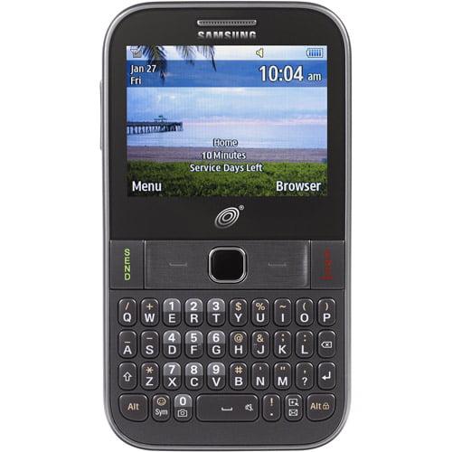 Straight Talk Samsung S390G Prepaid Cell Phone