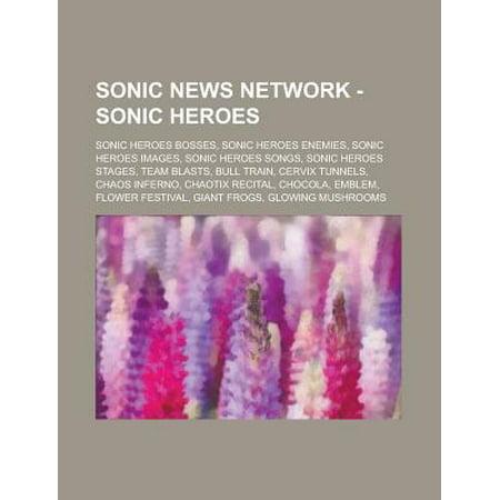 Sonic News Network - Sonic Heroes : Sonic Heroes Bosses, Sonic Heroes  Enemies, Sonic Heroes Images, Sonic Heroes Songs, Sonic Heroes Stages, Team