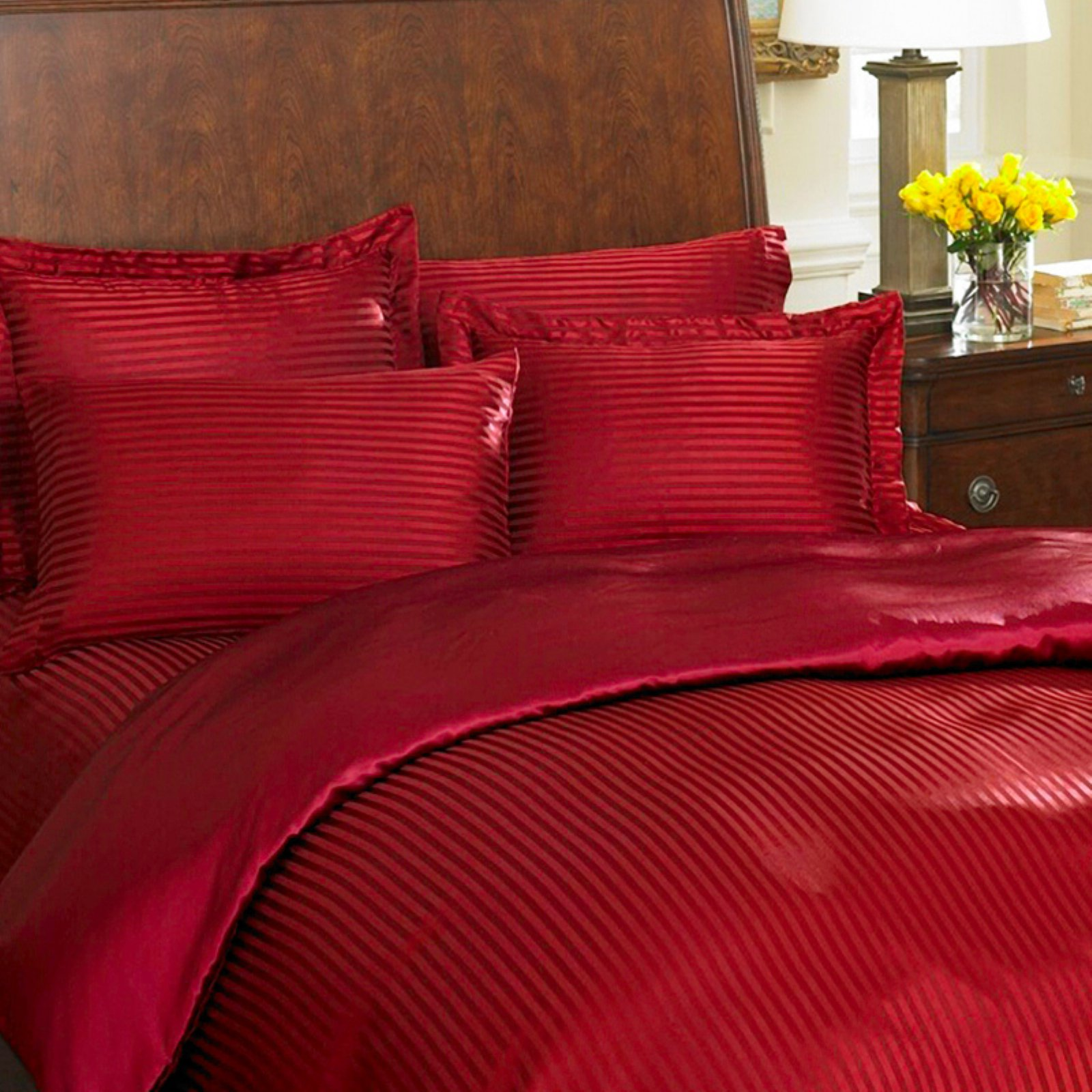 Divatex Home Fashion Satin Duvet Mini Set