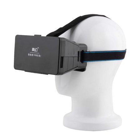 Universal Virtual Reality 3D Video Glasses For Google Cardboard Vr 3D Movies Games With Resin Lens For 3 5 6 Inch Smartphone Hot