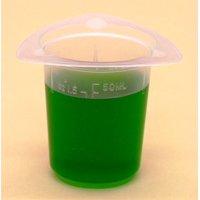 SEOH Tri-Cornered Beaker PP 50ml / 1.5oz