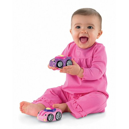 Fisher-Price Lil' Zoomers Sweet Speedsters, Each includes two great vehicles By