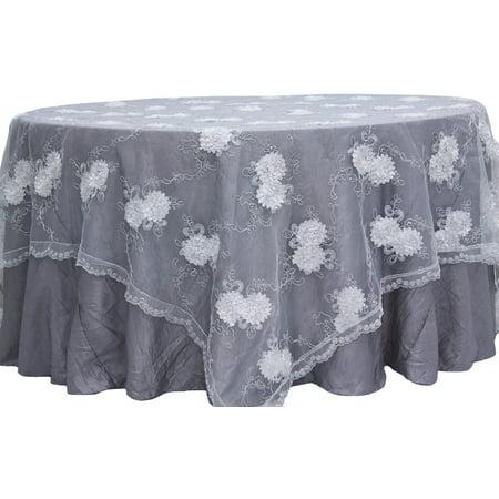 (Vintage Veil Embroidery 90