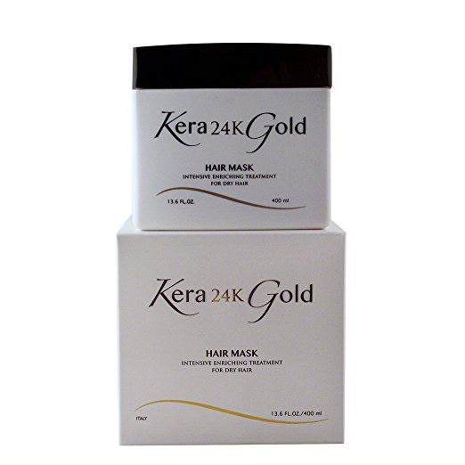 Kera 16K Gold Hair Mask - Walmart.com