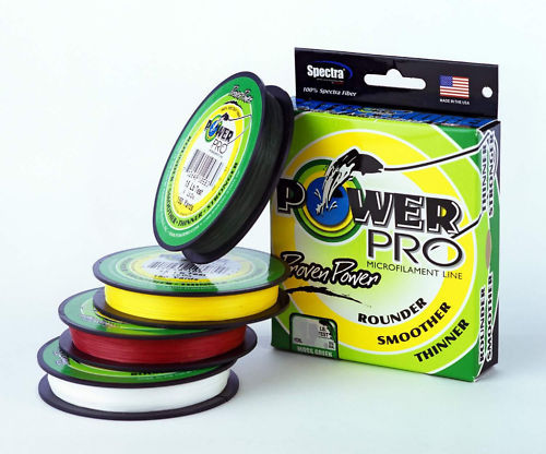 Click here to buy Power Pro Spectra Braid Fishing Line 65lb 500yd 30kg 455m Hi-Vis YELLOW 65-500y by Power Pro.