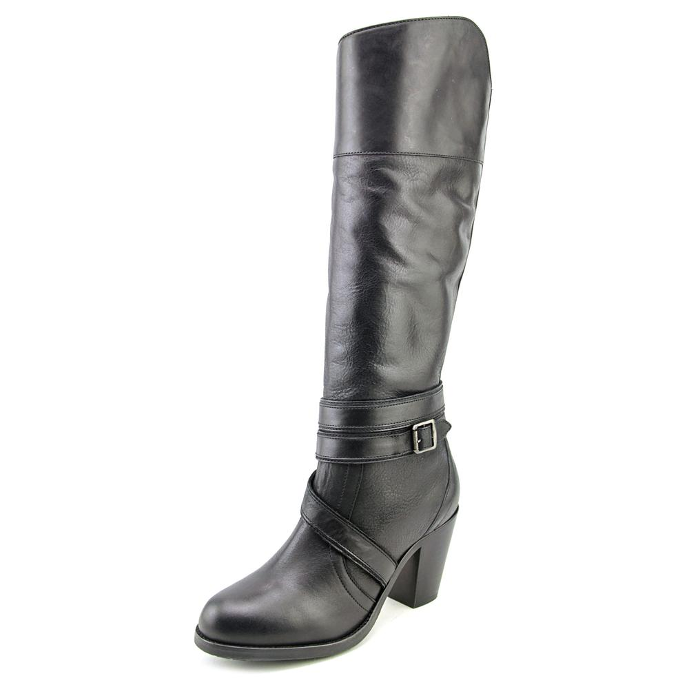 Ariat High Society   Round Toe Leather  Knee High Boot