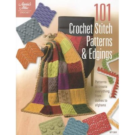 Crocheted Edging (101 Crochet Stitch Patterns &)