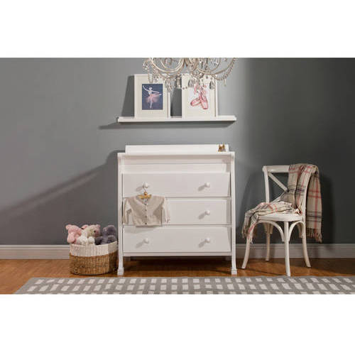 DaVinci Porter 3-Drawer Changer Dresser