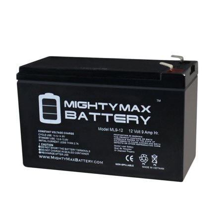 12V 9Ah SLA Battery Replacement for Lowrance X-4 Pro