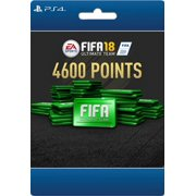 Sony FIFA 18: Ultimate Team FIFA Points 4600 (email delivery)