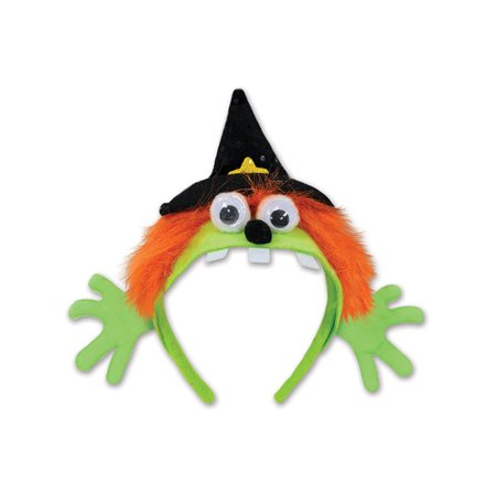 Adults Halloween Witch Character Headband Costume Accessory - Rockabilly Band In Halloween 2
